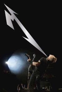 Cover Metallica - Quebec Magnetic [DVD]